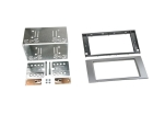 2-DIN sølv kit til divere Ford med firkantet Ford 6000CD OE (260 CT23FD52)