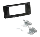 2-DIN kit til Hyundai H350 2015-, sort.(260 CT23HY45)