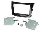 2-DIN kit til SsangYong Tivoli 2015-, pianosort-(260 CT23SY15)