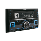 Alpine CDE-W296BT 2-DIN cd/tuner med Bluetooth(245 CDEW296BT)