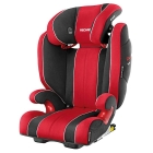 RECARO MONZA NOVA 2 SEATFIX RØD/SORT(18 RE06)