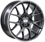 Bbs chrbb Dull Black & Polish(332048)