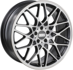 Bbs rxrbb Dull Black & Polish(331973)
