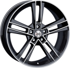 Autec rias Black Metallic Polished(411127)