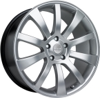 Riva Wheels suv SØlv(417629)