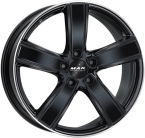 MAK turismo-ff Gloss Black Mirror Ring(423233)