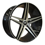 KW-SERIES S10 CONCAVE black/polished(EC12674)
