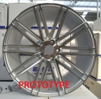 KW-SERIES S20 CONCAVE antrasite/polished(EC14461)