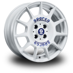 Sparco Terra WHITE BLUE LETTERING(W29046001G7)