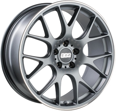 Bbs chrbb Anthracite & Polish