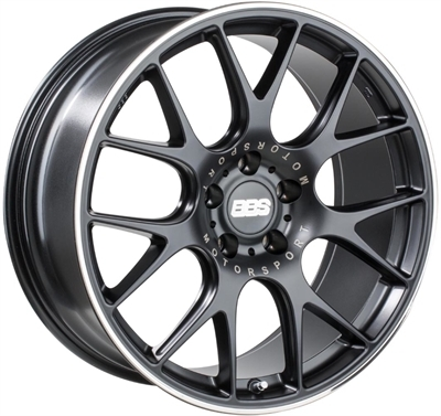 Bbs chrbb Dull Black & Polish