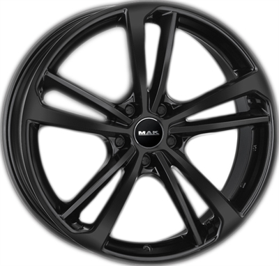 MAK nurburg universal Gloss Black