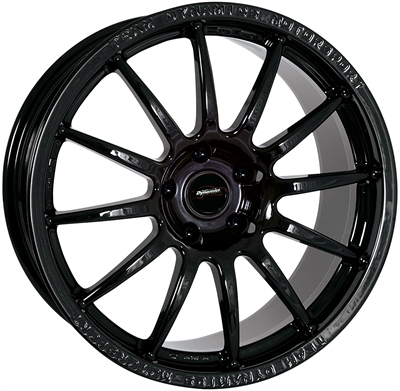 Team Dynamics pro race 1.2 Gloss Black