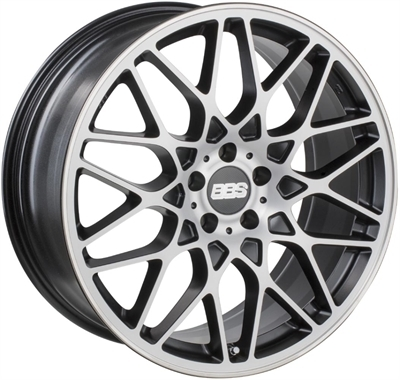 Bbs rxrbb Dull Black & Polish