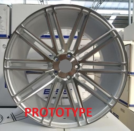 KW-SERIES S20 MEGA CONCAVE antrasite/polished