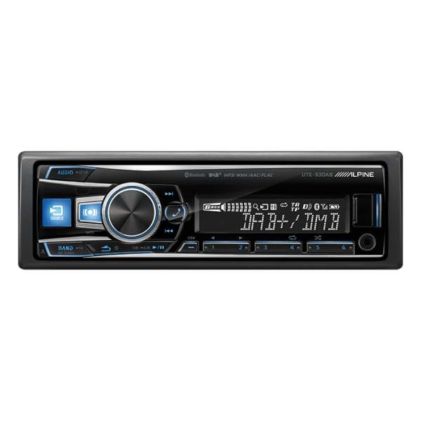 Alpine UTE93DAB TUNER/IPOD BLUETOOTH & DAB