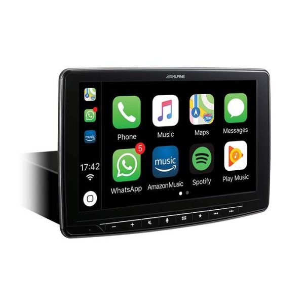 Alpine Halo9 ILX-F903D Apple Carplay, Android Auto