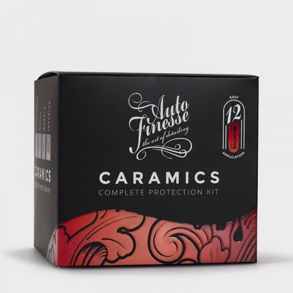 Caramics complete kit