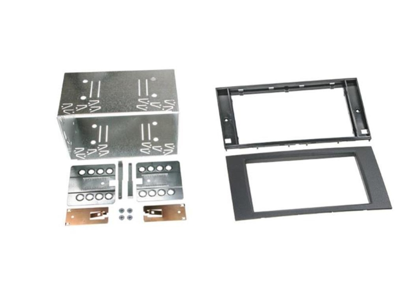 2-DIN sort kit til divere Ford med firkantet Ford 6000CD OE