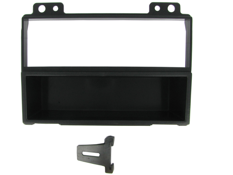 1-DIN ramme til Ford Fiesta 2002-2005, Fusion 2002-2005