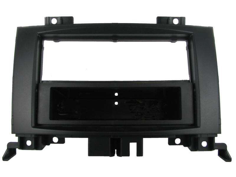 1-DIN ramme til Mercedes Sprinter 06-, VW Crafter 06-.