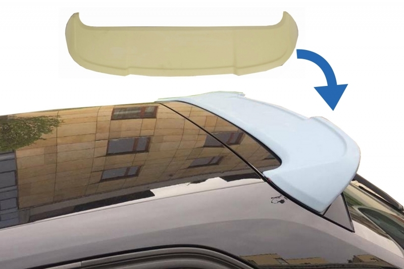 Add-On Roof Spoiler egnet til AUDI A3 8V Sportback 5D (2012-) RS3 Look