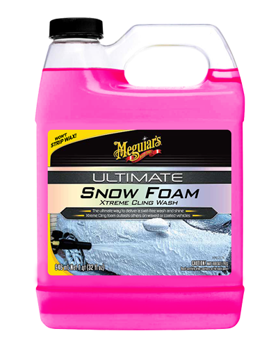 Meguiar's  ULTIMATE Snow foam 1 liter.