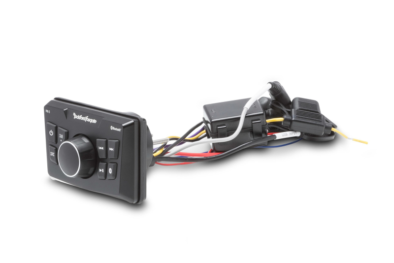 ROCKFORD FOSGATE Marine Marine Source Unit PMX-0