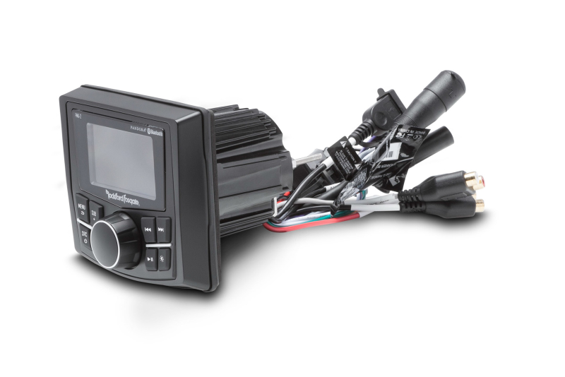 ROCKFORD FOSGATE Marine Source Unit PMX-2