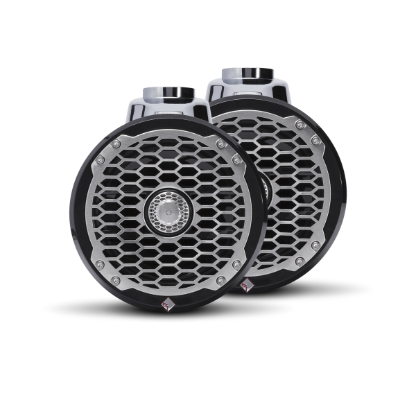 ROCKFORD FOSGATE Marine Wakeboard Speakers PM282W-B