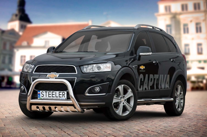 Sort A bar til CHEVROLET CAPTIVA 2012 - 2015