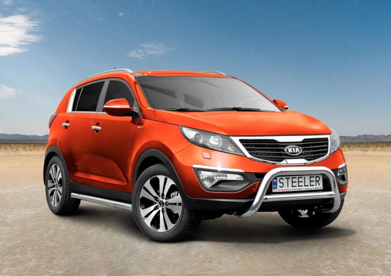 Sort A bar til KIA SPORTAGE 2010 - 2015