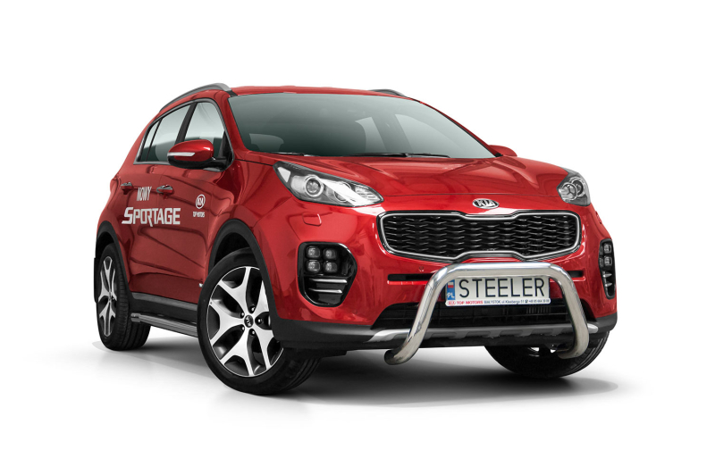 Sort A bar til KIA SPORTAGE 2015 - 2018