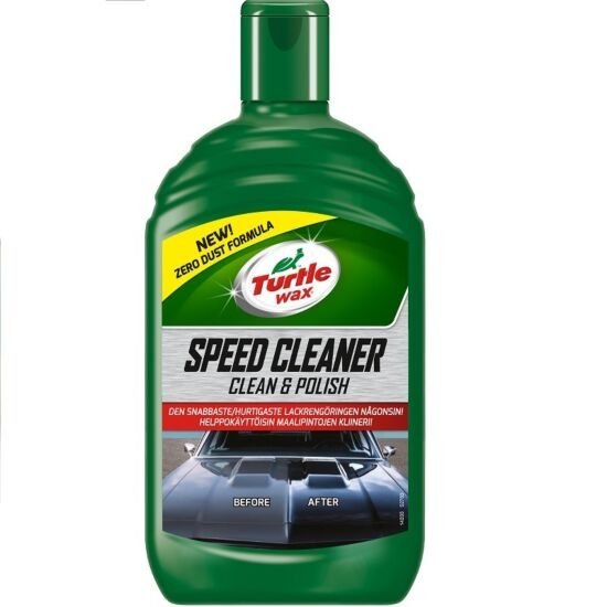 Turtle Speed Cleaner
